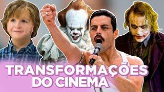 Baixar AS 10 MAIORES TRANSFORMAÇÕES DO CINEMA | Foquinha