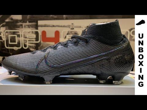 Nike Mercurial Superfly 7 Elite FG Under The Radar BlackDark Grey