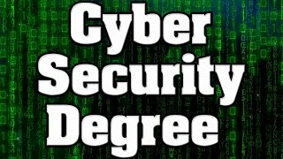 Is Cyber Security Degree Valuable ?