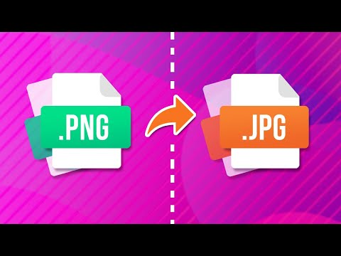 How To Convert PNG To JPG