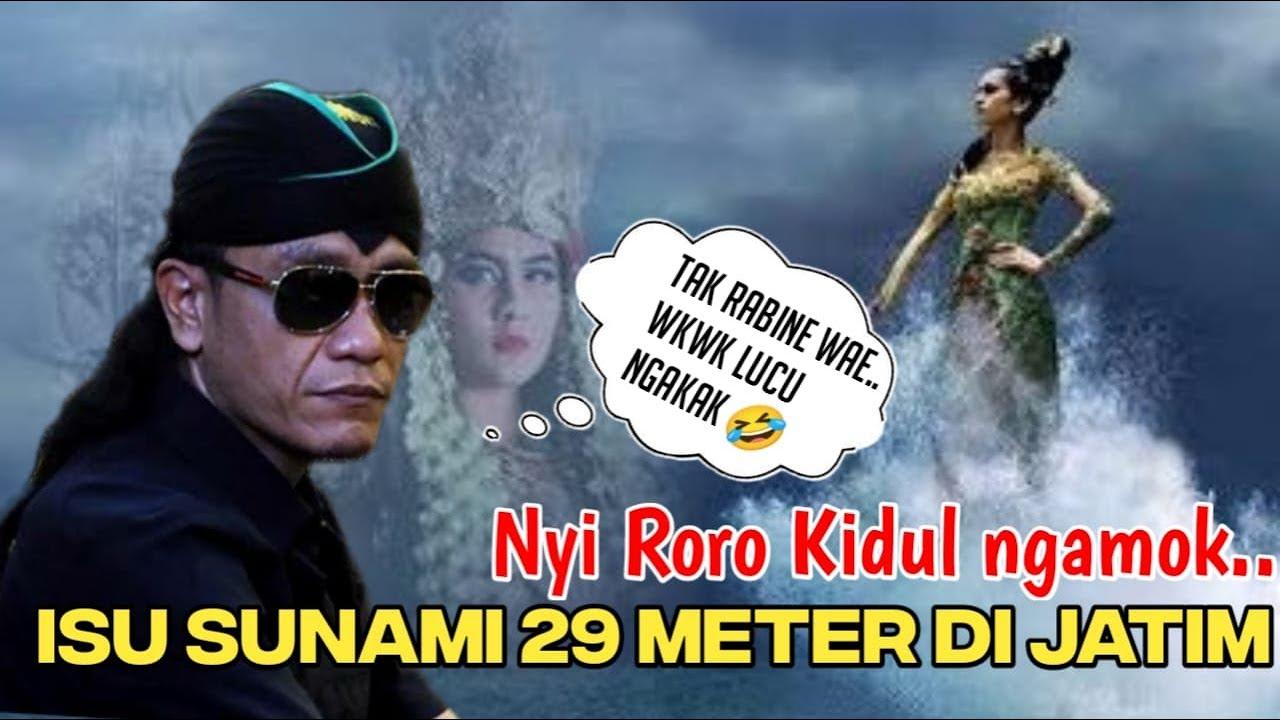 Download Pengajian Gus miftah 2021 1su Tsun4mi 29 meter jatim/Lucu Nyi R0ro kidul tak rabine