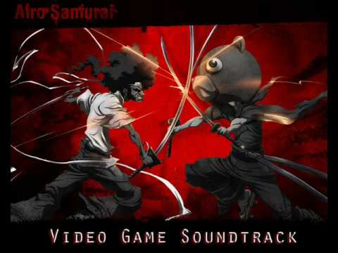 Afro Samurai -Track6 :Blood Shed