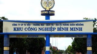 Khu công nghiệp Hoàng Quân Bình Minh Industrial Park   Vĩnh Long Vietnam
