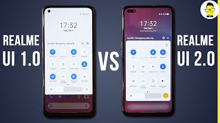 Realme UI 2.0 ft. Android 11 - Realme UI 1.0 comparison | 3rd Party Icon Pack, System Cloner & more