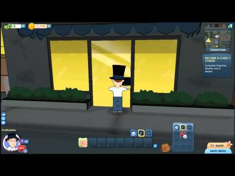Family Guy Online-Goldman's pharmacy collection guide