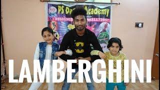 Lamberghini    Dance Cover Video   One Take   Vicky Kumar Choreography   PS dance Academy