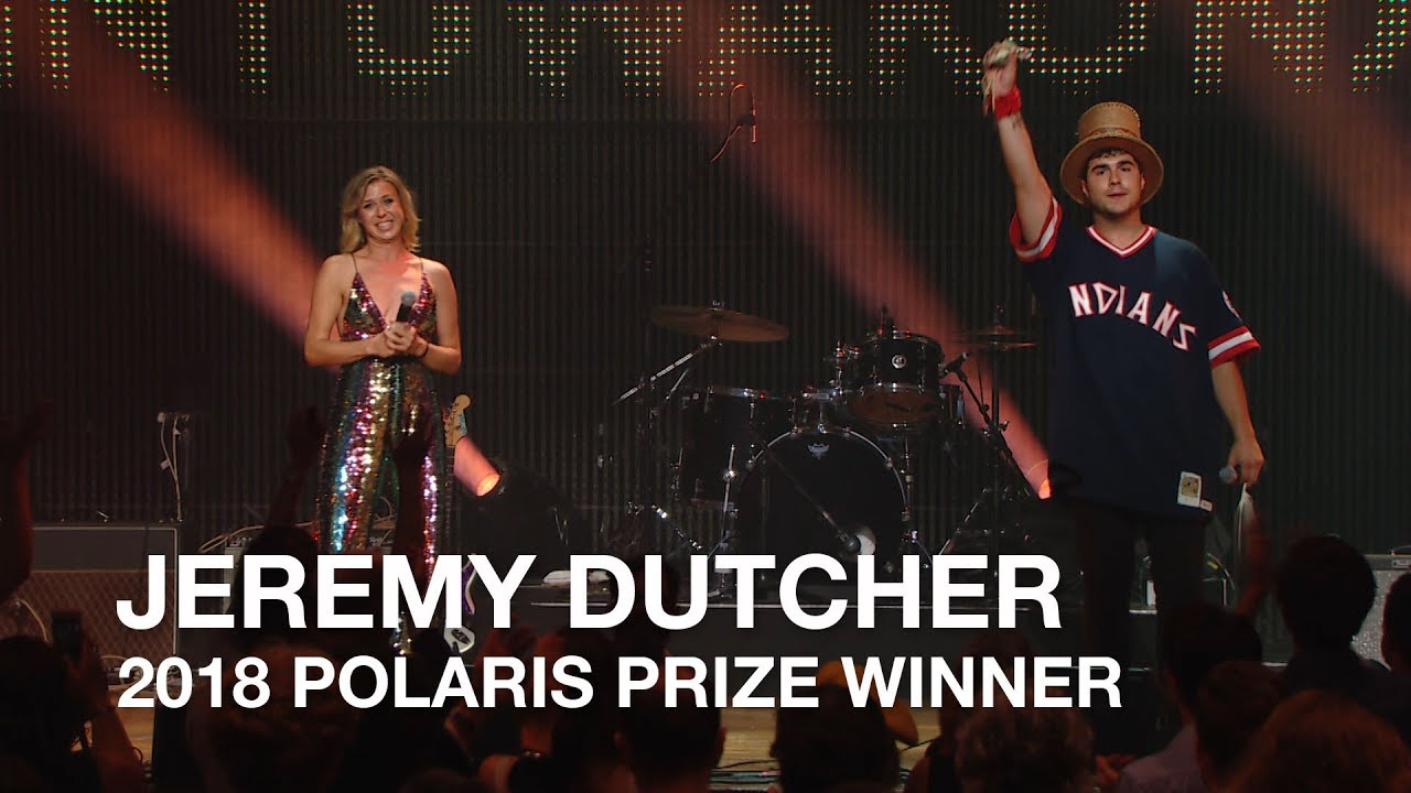 Jeremy Dutcher is the winner of the 2018 Pol | TFA Backstage | The