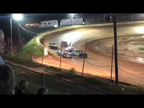 #1w Thunder Heat Race Wartburg Speedway 8/26/17