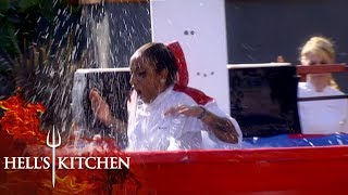 Chef Mistakes Avocado For Potato | Hell's Kitchen