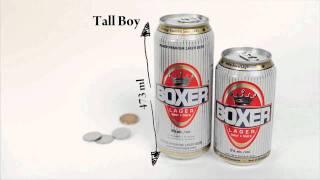 Boxer Beer - Ontario Change Drop Tall Boy Lcbo Ontario