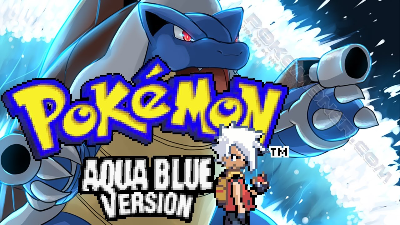 pokemon blue for gba4ios