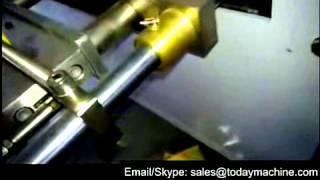 Single Lane Vertical Form Fill Seal Machine Tea Packing Machine