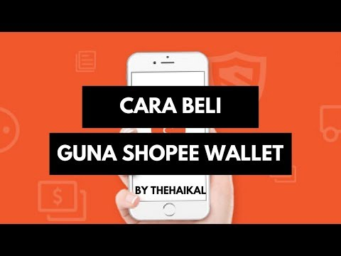 Cara Beli Barang Di Shopee Dengan Shopee Wallet Youtube