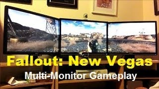 Fallout New Vegas | Multi-Monitor Weekday Gameplay | Max Settings HD 7970 | Episode 11 | STRG |