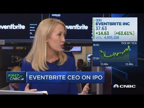 Eventbrite CEO on IPO Mp3
