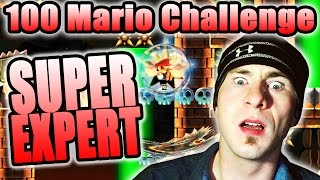 REVENGE OF THE SUPER EXPERT ~ [100 MARIO SUPER EXPERT]