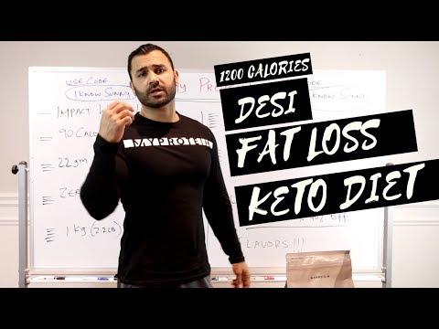 Desi Fat Loss KETO DIET PLAN! (Hindi / Punjabi) thumbnail
