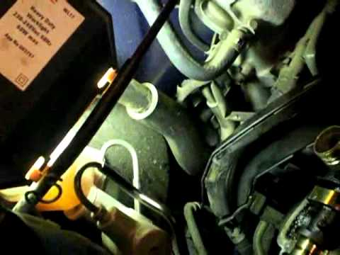 Toyota 3S-FE - Replacing cam seal