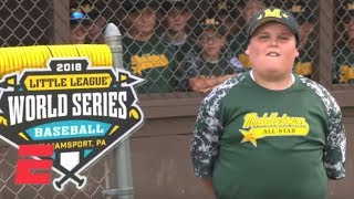 2018 Little League World Series funny intros | ESPN