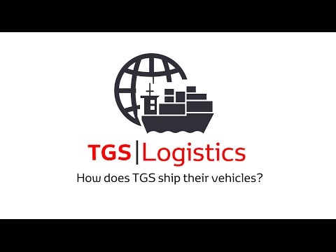 TGS Logistics - How does TGS ship their vehicles?