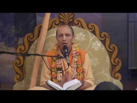 Чайтанья Чаритамрита Ади 7.34-36 - Бхакти Ананта Кришна Госвами