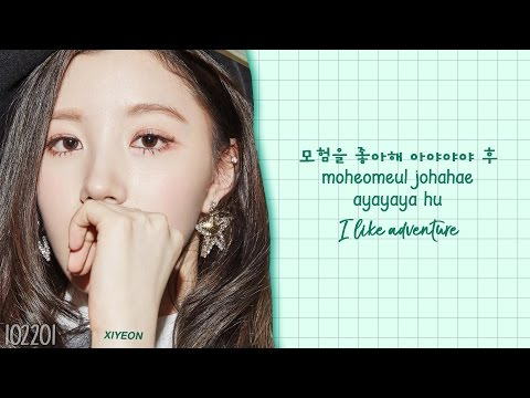 Free Download Pristin - Wee Woo Color Coded Lyrics {han|rom|eng} Mp3 dan Mp4