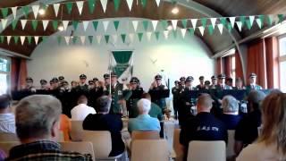 Tambourcorps Erndtebrück Wettstreit 14. Juni 2015 Bonn/Oberkassel