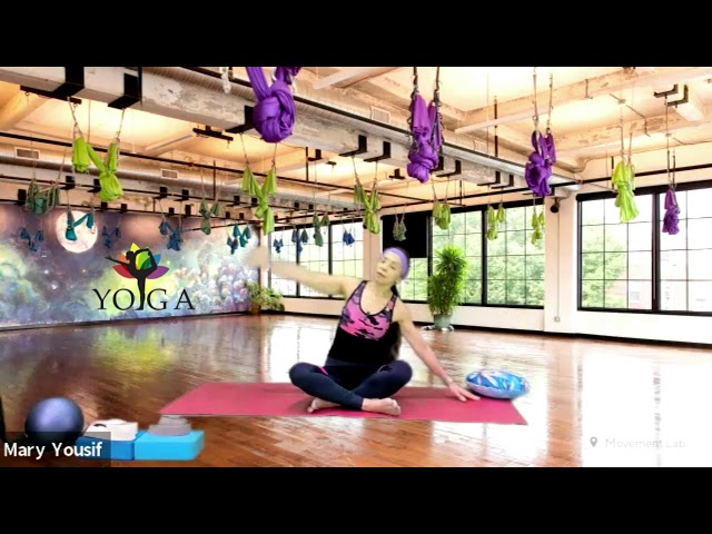 Gentle Yoga for Neck and Shoulders