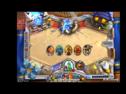 Hearthstone Freeplay/Arena
