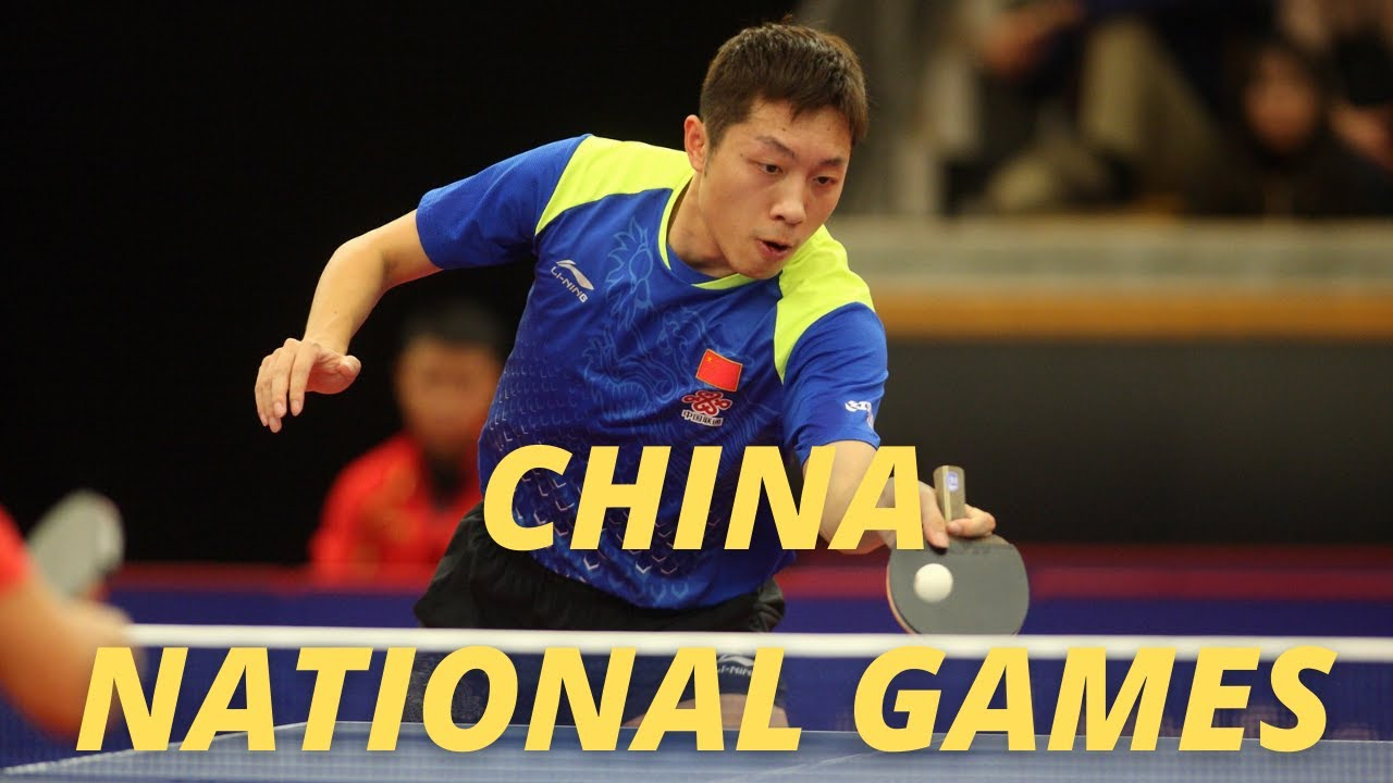 Download Xu Xin vs Zhang Yudong | 2021 Chinese National Games (QUAL)
