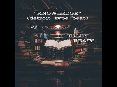 """KNOWLEDGE"" (Free Detroit Beat)"