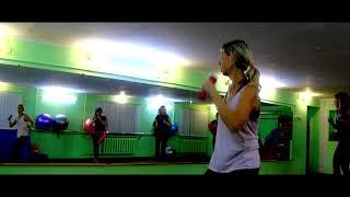 Fitness Fusion Тай бо Интенсивная кардио тренировка для похудения Зима 2020