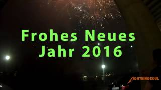 SILVESTER 2015 - MÜNCHEN IN TERROR - KATI + LIGHTNING IN DER OPER :D | Deutsch | HD