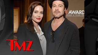Angelina Jolie Cleared to Sell Her Stake in Wine Biz with Brad Pitt | TMZ TV