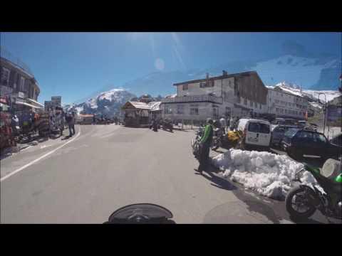 road trip moto 2016 Alpes Suisse Stelvio