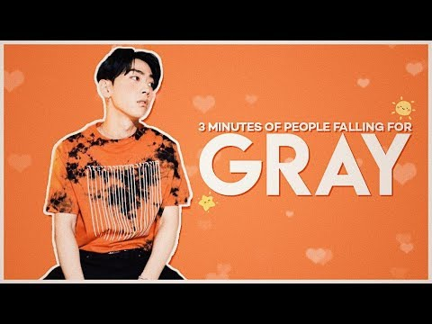 PEOPLE BEING IN LOVE WITH GRAY FOR 3 MINUTES