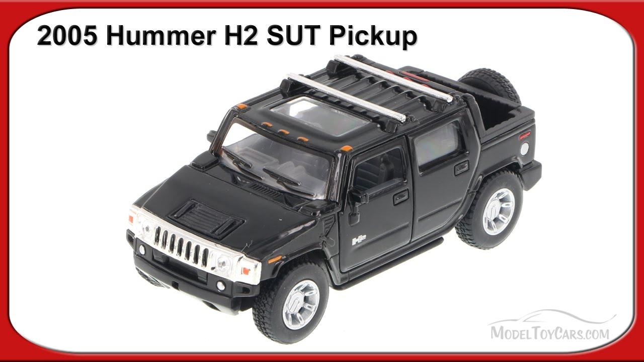 2005 hummer h2 sut pickup truck black kinsmart 5097d 140 2005 hummer h2 sut pickup truck black kinsmart 5097d 140 scale diecast car vanachro Gallery