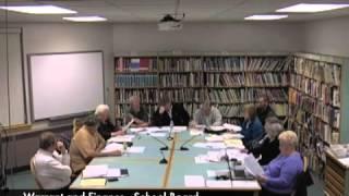 Warrant and Finance - School Budget - 03-14-2011