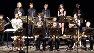 Chameleon - NJAJE All South Jersey Junior High Jazz Band 2015