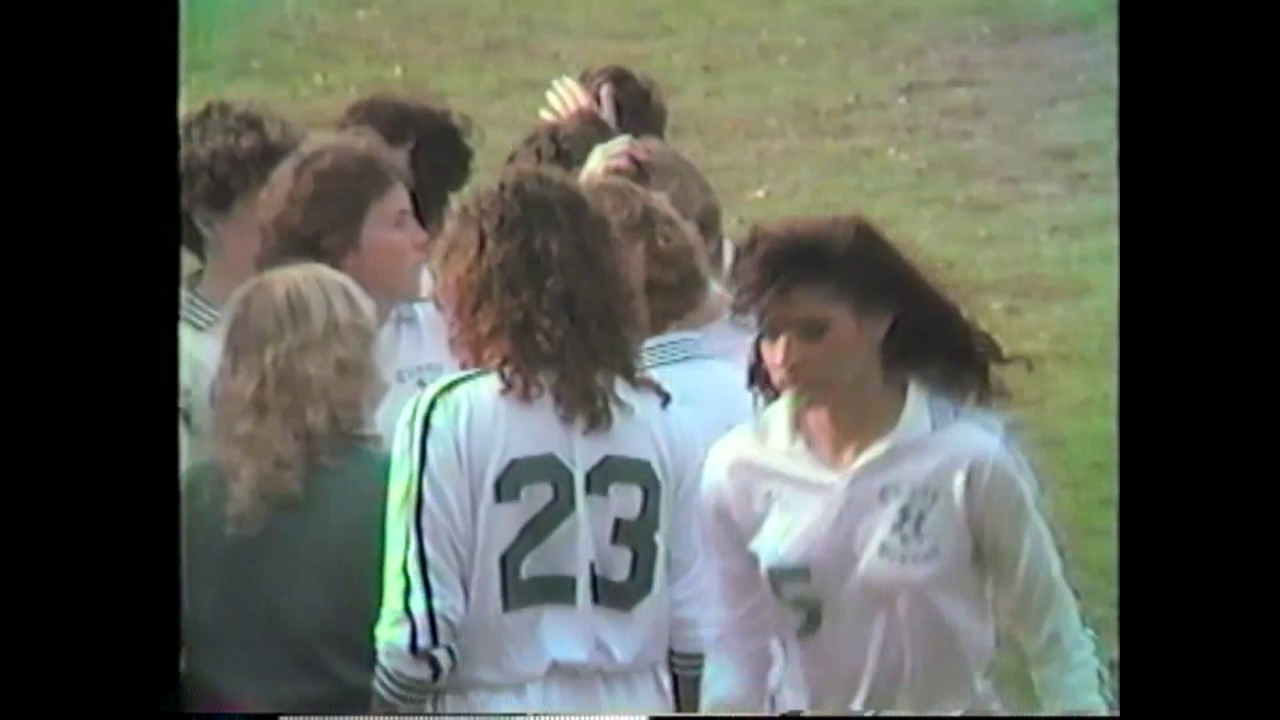Chazy - Lake Placid Girls  9-28-87