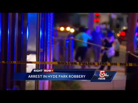 Arrest made in Hyde Park robbery
