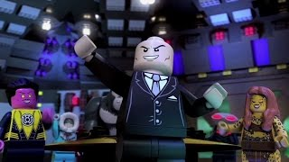 LEGO DC Comics Super Heroes: Justice League: Attack of the Legion of Doom! Trailer