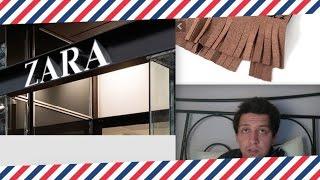видео Мужская одежда Zara