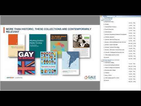 ACRL/Choice Webinars: Supporting Gender and Sexuality Studies at Academic Libraries