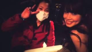 2014.3.8 @名古屋CLUB SARU ダンサーTATSU・NORI・SERIと、リーダーのMA...