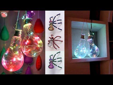 6 Beautiful DIY Room Decor !!! Handmade Things || HomeDecor