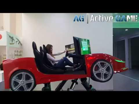 6 dof full motion simulator, 6 dof motion platform