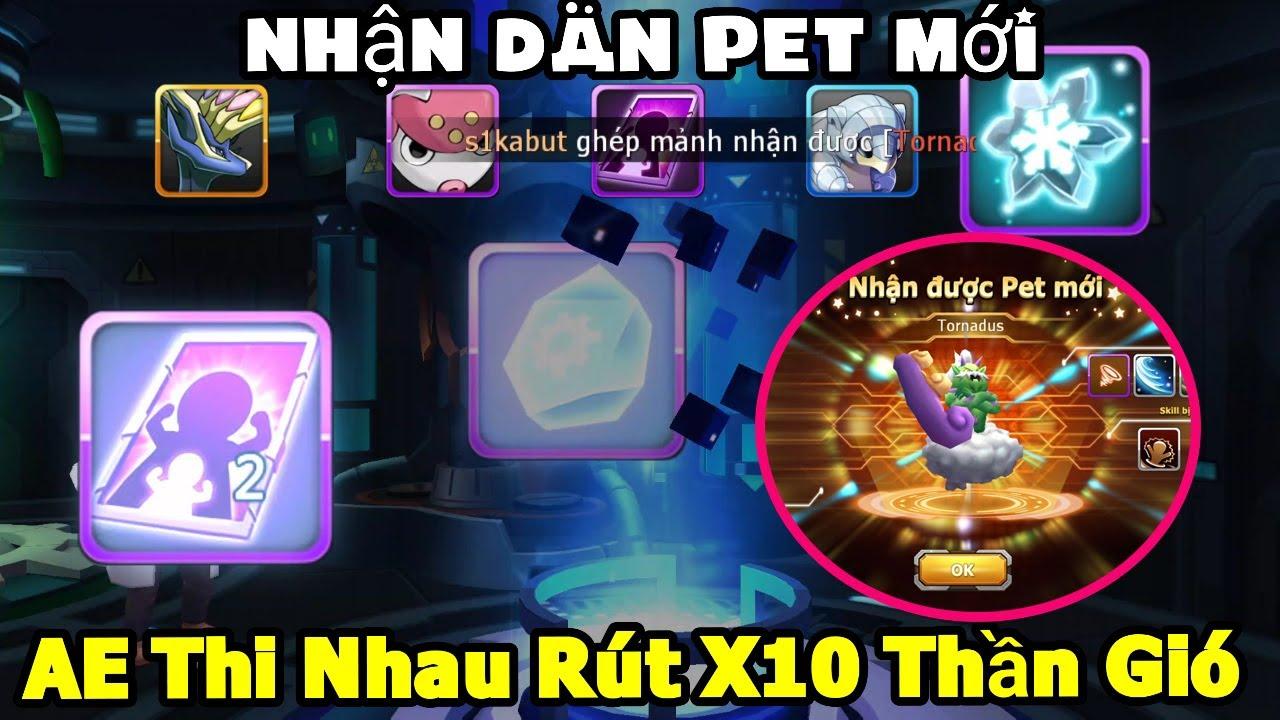 Rút X10 Full Thần Gió: Acc VIP Thấp Nhận Dàn Pokemon Mới Sau Thời Gian Chờ Đợi Nhận Luôn Xerneas