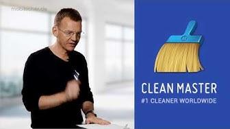 """Beliebte App """"Clean Master"""": Böse Überraschung"""