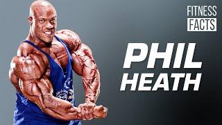 Phil Heath l Trénink a strava vítěze Mr. Olympia l Fitness Facts